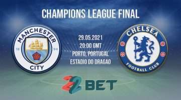 Finale Liga prvakov 2021 Manchester City Chelsea